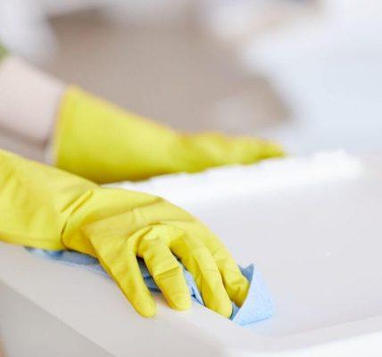 Jakie pomieszczenia należy poddawać częstej dezynfekcji